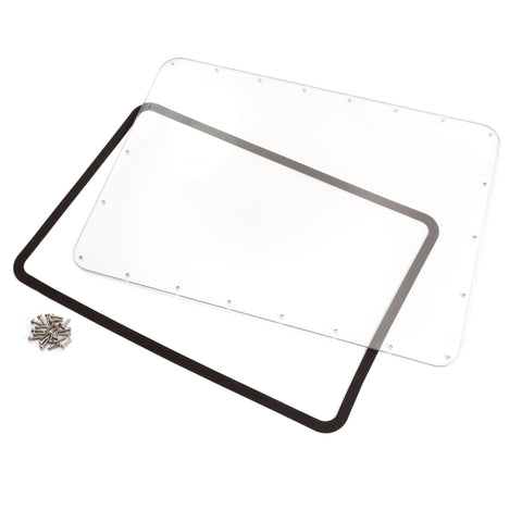 Bottom Lexan / Polycarbonate Panel Kit for the NANUK 933