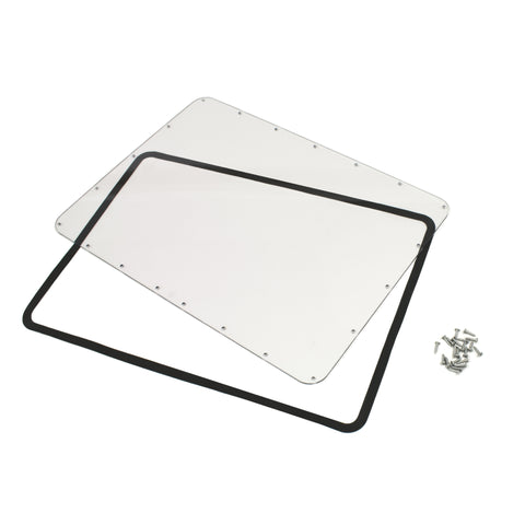 Bottom Lexan / Polycarbonate Panel Kit for the NANUK 940