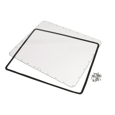 Bottom Lexan / Polycarbonate Panel Kit for the NANUK 945
