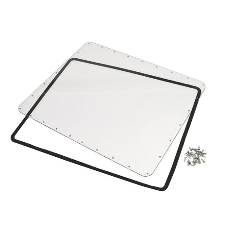 Bottom Lexan / Polycarbonate Panel Kit for the NANUK 960