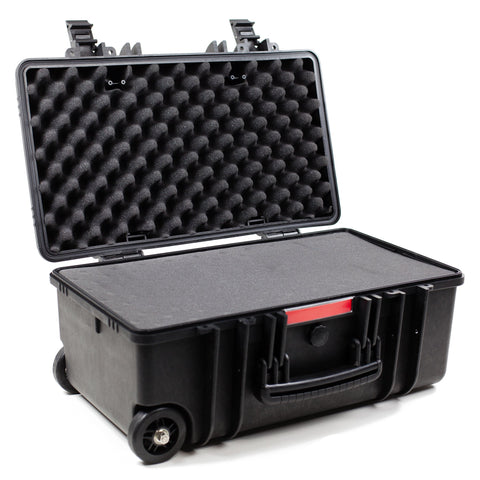 VARTAC™  VTC-2722 Carry On Hard Case with Pick and Pluck Foam Interior