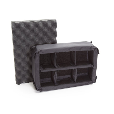 Padded Divider with Egg Shell Foam Insert for NANUK 915 Case