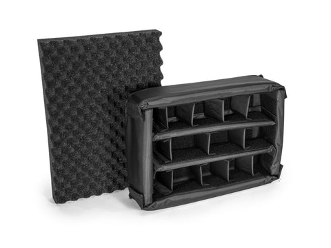 Padded Divider with Egg Shell Foam Insert for NANUK 920 Case