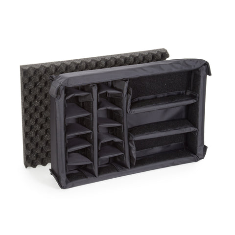 Padded Divider with Egg Shell Foam Insert for NANUK 923 Case