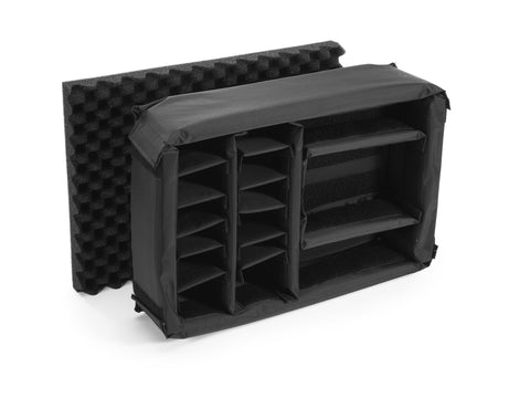 Padded Divider with Egg Shell Foam Insert for NANUK 925 Case