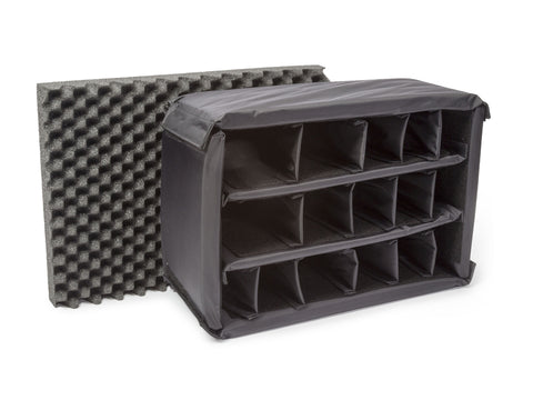 Padded Divider with Egg Shell Foam Insert for NANUK 930 Case