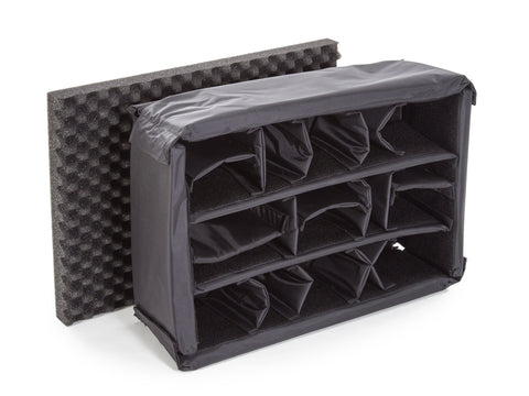 Padded Divider with Egg Shell Foam Insert for NANUK 940 Case