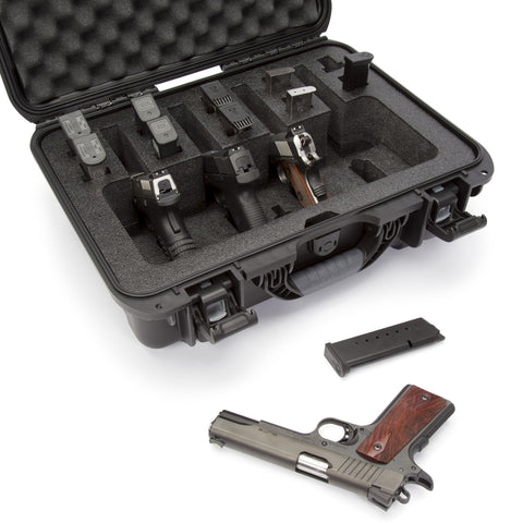 NANUK 925 4UP Pistol Case