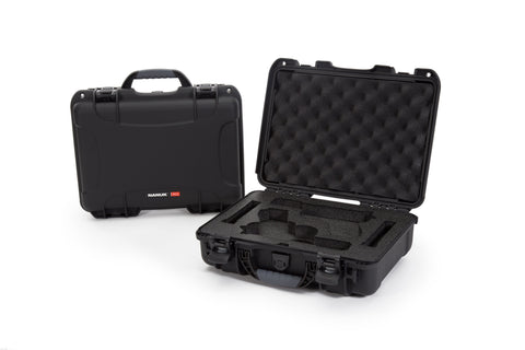 NANUK 910 2UP Glock® Pistol Case