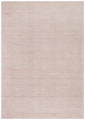 Caribe Rose Cotton Rayon Rug
