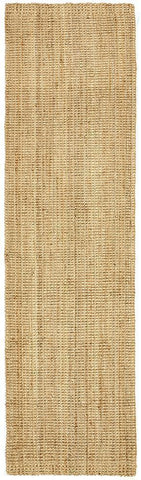 Costa Basket Natural Runner Rug