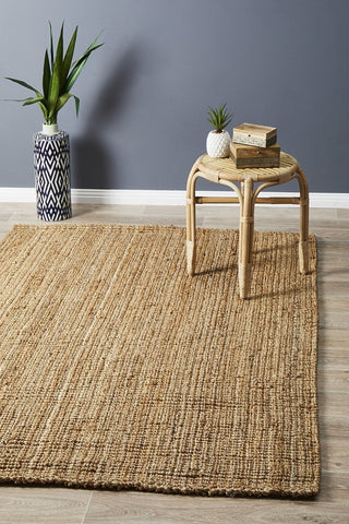 Costa Basket Natural Rug