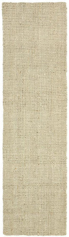 Costa Basket Platinum Runner Rug