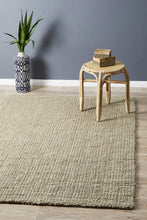 Costa Basket Platinum Rug