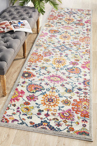 Kirra Multi Colour Runner Rug