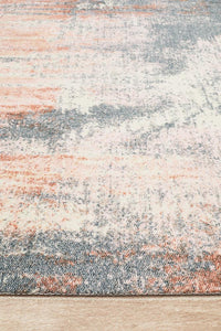 Ibiza Dreamy Ocean Modern Multi Colour Rug