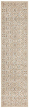 Persa Washed Bone Runner Rug