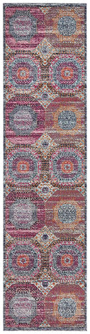 Persa Dots Multi Runner Rug