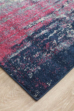 Aurora Bedrock Stone Transitional Runner Rug