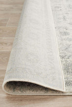 Aurora Winter White Transitional Rug