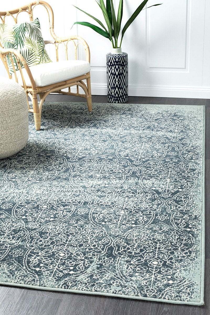 Bondi Edge Denim Rug