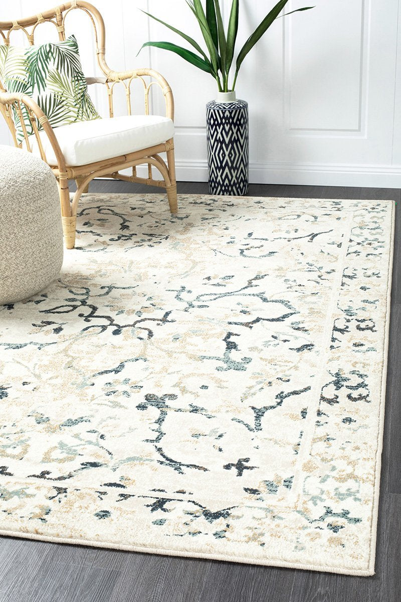 Bondi Stem Bone Rug