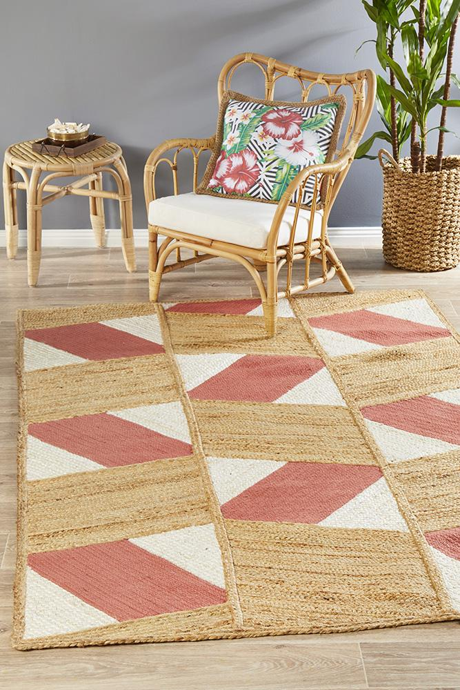 Paradise Coral Rug