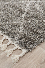 Savanna Grey Runner Rug