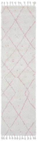 Savanna Pink Runner Rug