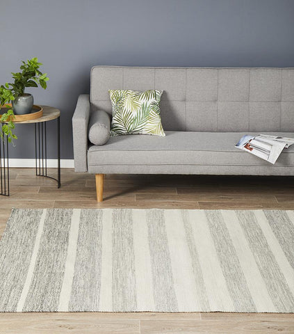 Scandi North Grey Rug