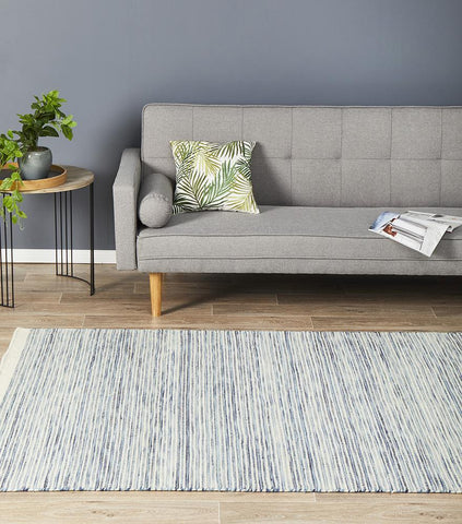 Scandi North Blue Rug
