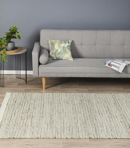 Scandi North Natural Rug