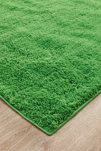 Airlie Awesome Lime Shag Rug