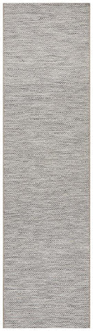 Paris Indoor Outdoor Natural Runner Rug