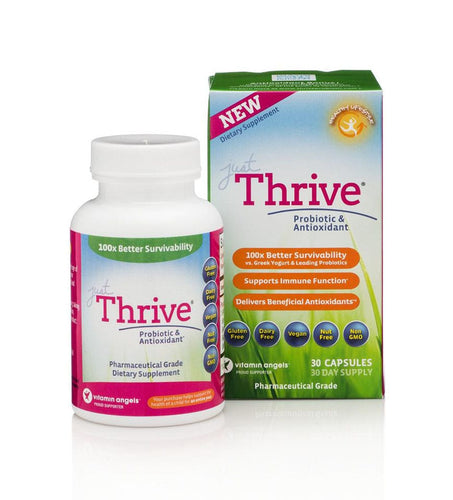 Just Thrive Priobiotic & Antioxidant-Matt Blackburn