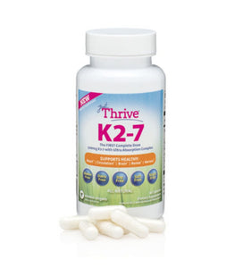 Just Thrive Vitamin K2-7-Matt Blackburn
