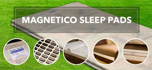 Magnetico Sleep Pads-Matt Blackburn