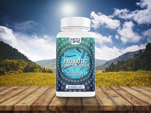 Probiotic and Endotoxin Reducer