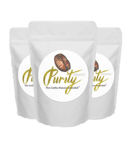 Purity Organic Whole Bean Coffee-Matt Blackburn