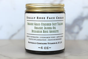 Really Rose Face Cream