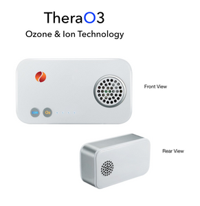 TheraO3 Ozone and Negative Ion Generator