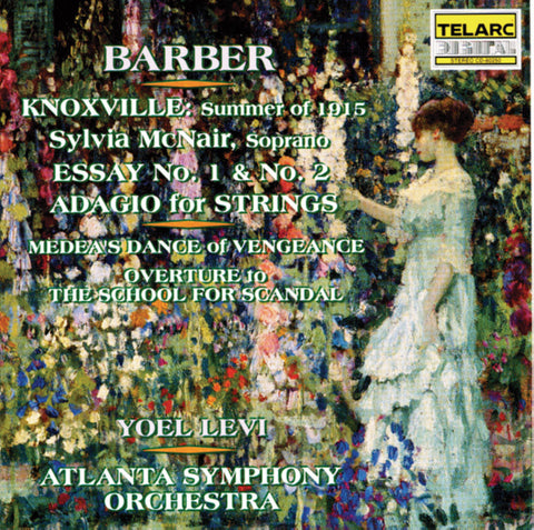 Barber: Music of Samuel Barber