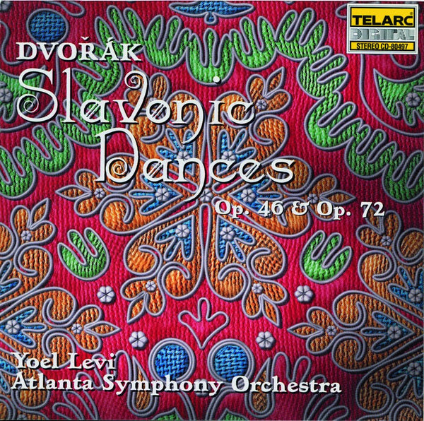 Dvorak: Slavonic Dances