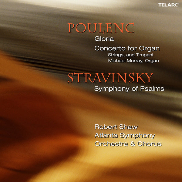 Poulenc:Gloria & Stravinsky:Symphony of Psalms
