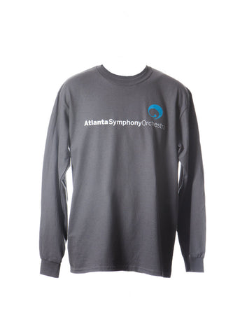 T-Shirt  ASO Gray Long Sleeve