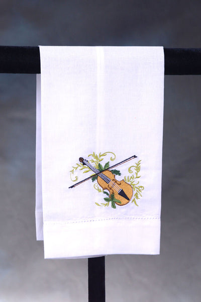 Guest Towel Violin