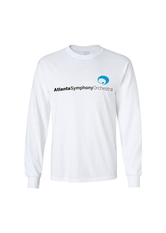 T-Shirt ASO White Long Sleeve