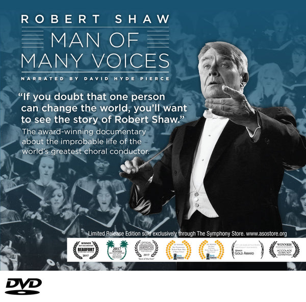 Robert Shaw DVD