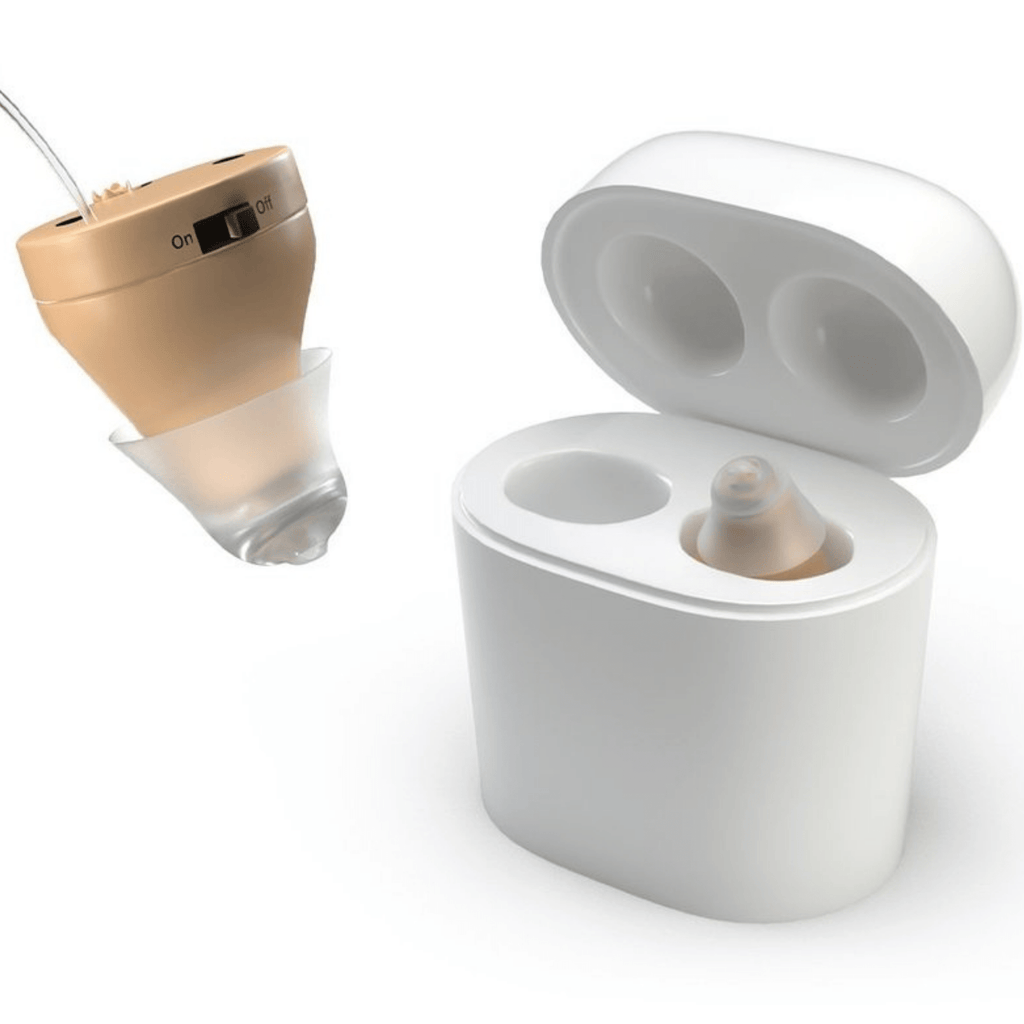 MegaX2™ Rechargeable Hearing Aids.