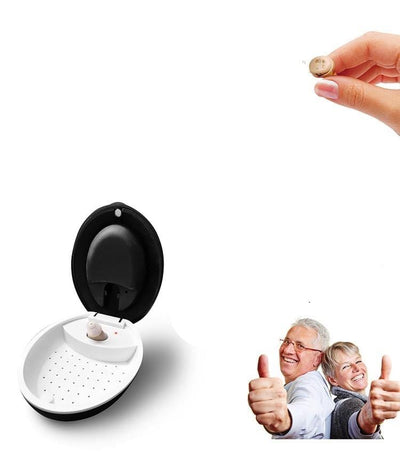 Invisible Hearing Aid|Mega RX3N Rechargeable-Limited Sale Till Supply Last.